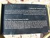 Petra Church info plaque