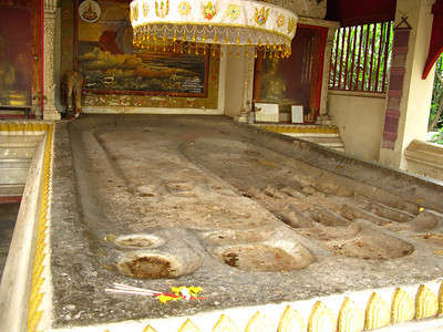Footprints of the Buddha
