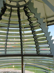 Top of the Fresnel Lens