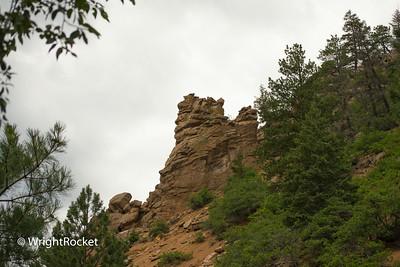 Gold Camp Road, Colorado Springs