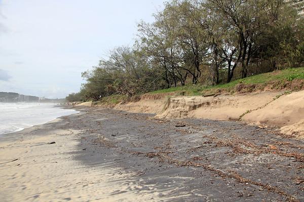 Gold Coast Beaches (Miami) Erosion Feb 24th 2013 (9)
