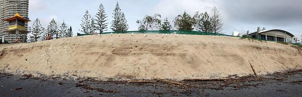Gold Coast Beaches (Miami) Erosion Feb 24th 2013 (3)