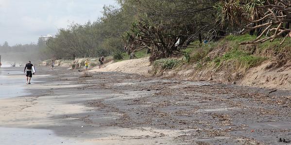 Gold Coast Beaches (Miami) Erosion Feb 24th 2013 (7)