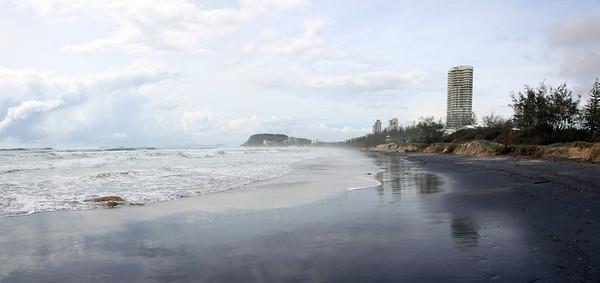 Gold Coast Beaches (Miami) Erosion Feb 24th 2013 (4)