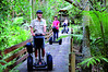 Currumbin Wildlife Sanctuary - Segways
