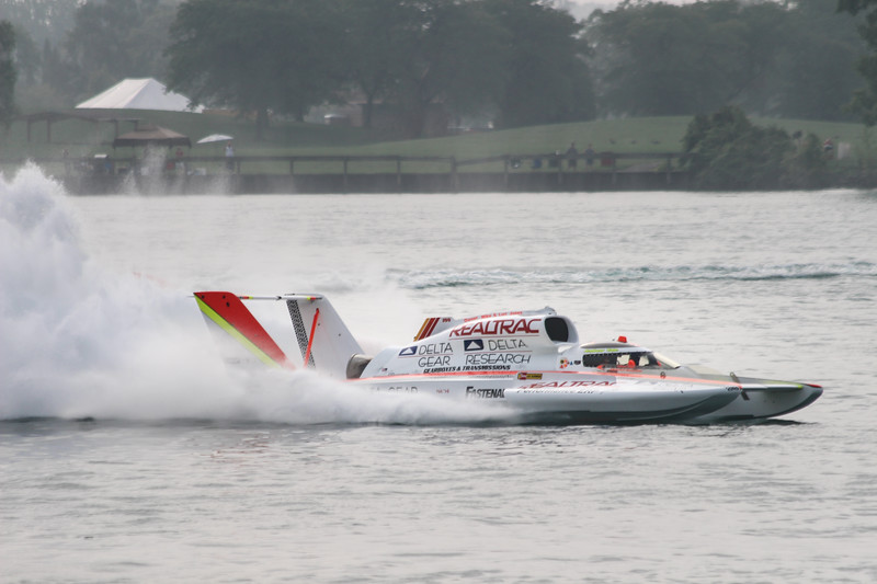 Unlimited Hydroplane Action Photos - Jeff Dunn