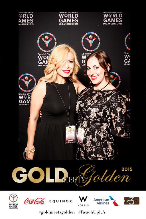 Gold Meets Golden 2015