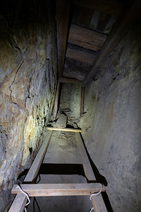 Ladders in the mine