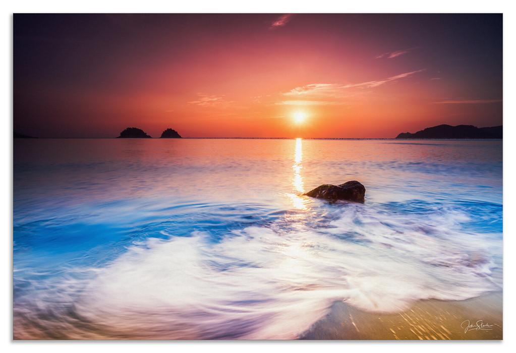 무슬목해변 - Yeosu, Korea