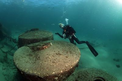 Gold Coast Seaway Divesite pics - DebAstonUnderwaterImages