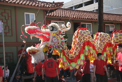 Golden Dragon Parade, Los Angeles