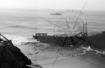 Shipwreck at Sutro Baths