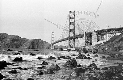 Bridges and Beaches of San Francisco