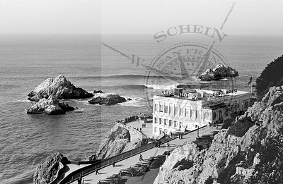 The Cliff House and Seal Rocks