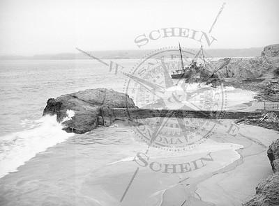 Sutro Baths view of shipwreck