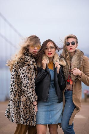 Golden Gate Bridge Shoot