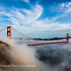 Golden Gate Bridge Dreamscape