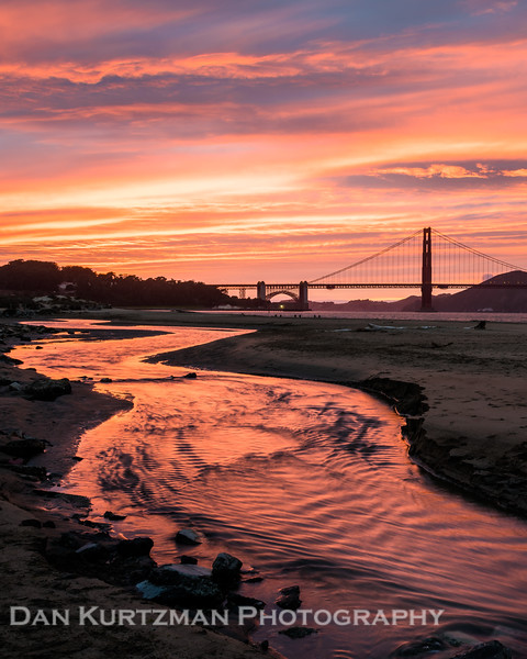 Flowing Fire, San Francisco