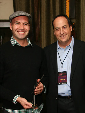 Billy Zane with Jeff Owen