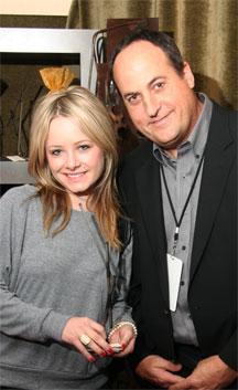 Samantha Mollen with Jeff Owen