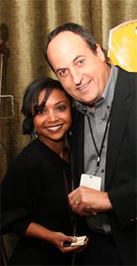 Danielle Nicolette with Jeff Owen