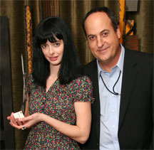 Kristen Ritter with Jeff Owen