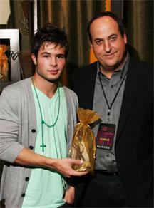 Cody Longo with Jeff Owen
