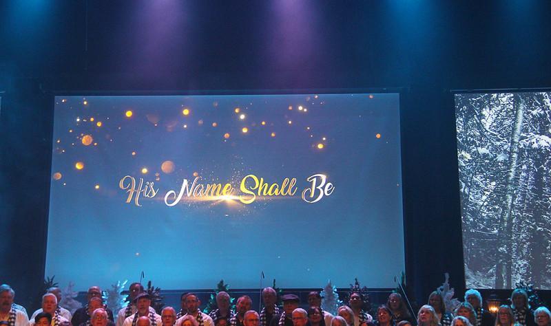 Peace Has Come - Christmas 2018