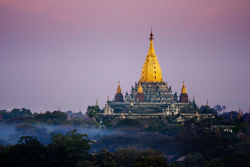 Ananda Pahto. Bagan.