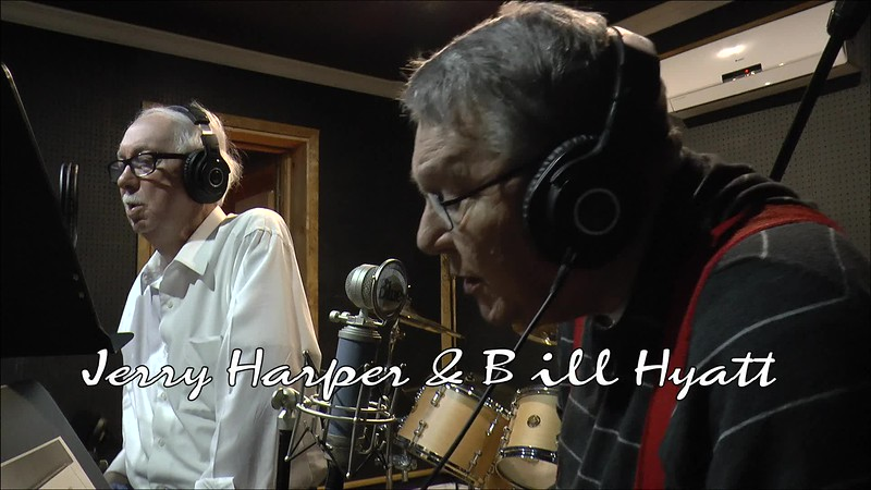 Jerry Harper and Bill Hyatt. The audio is from the vhs camera.