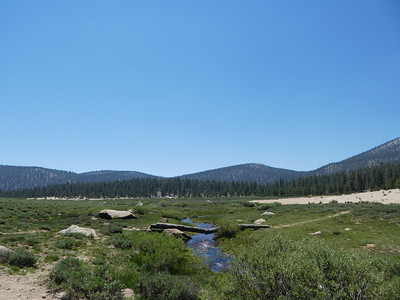Golden Trout Wilderness Backpacking - Jul 2017