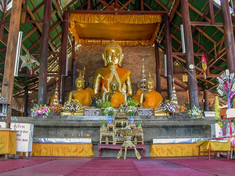 Chiang Saen Ruins, Golden Triangle, Thailand