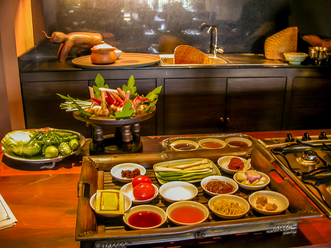 Anantara Golden Triangle Thai cooking class
