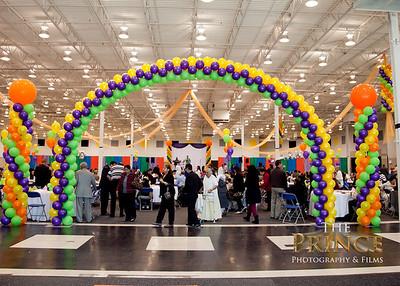 Golden Club Eid Carnival 2012