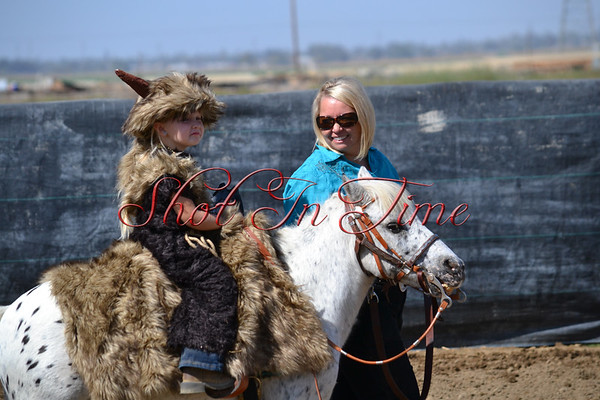 Leadline and Native Costume Classes