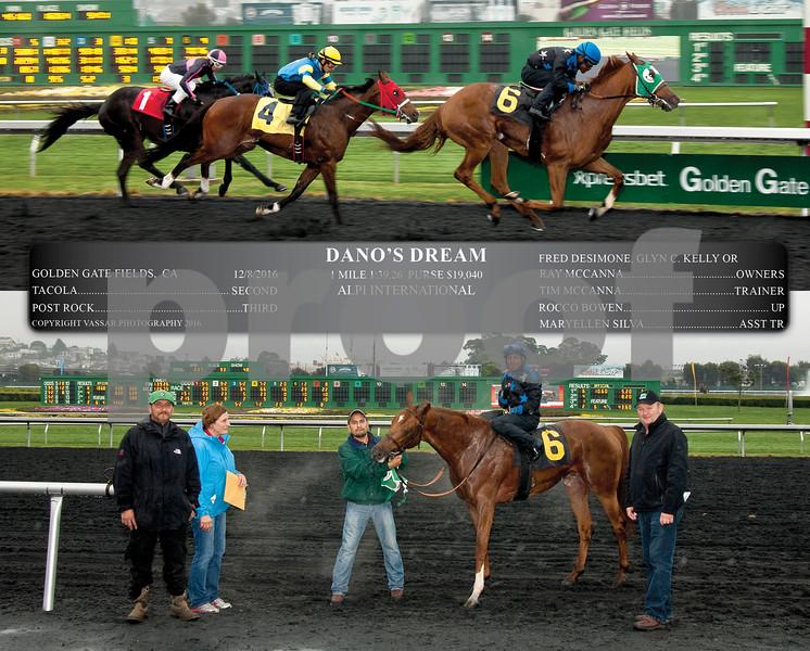 DANO'S DREAM