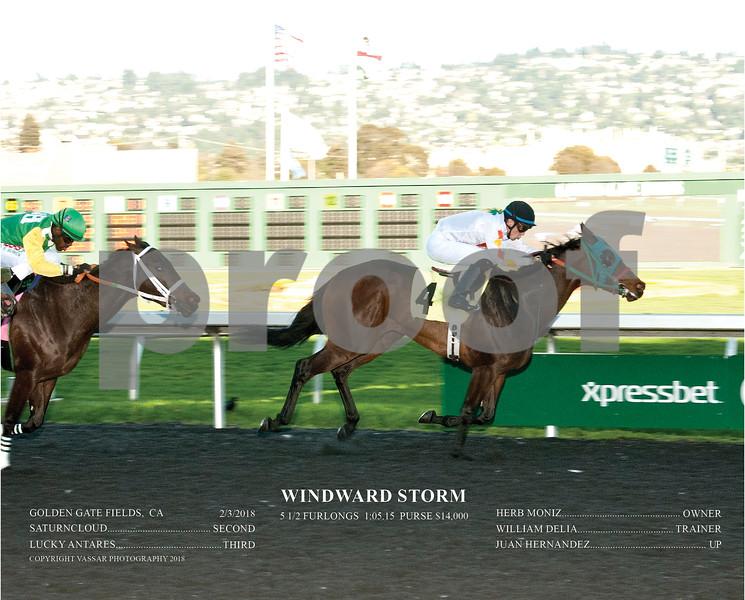 WINDWARD STORM ACT
