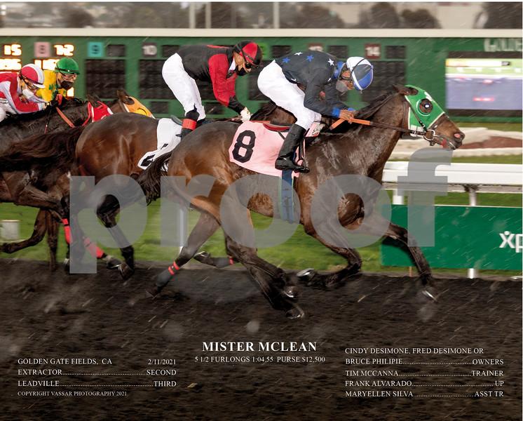 MISTER MCLEAN
