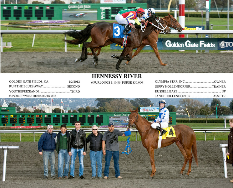 HENNESSY RIVER