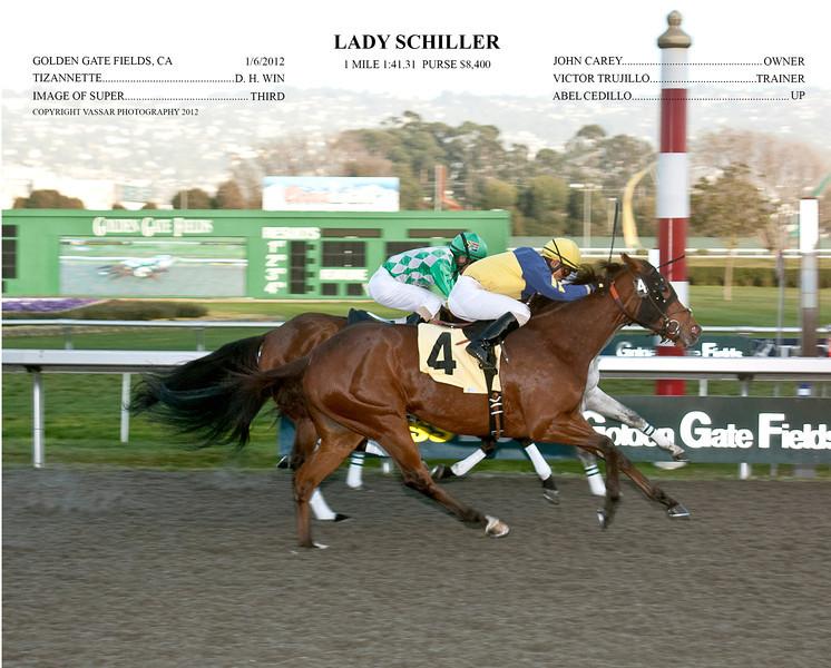 LADY SCHILLER