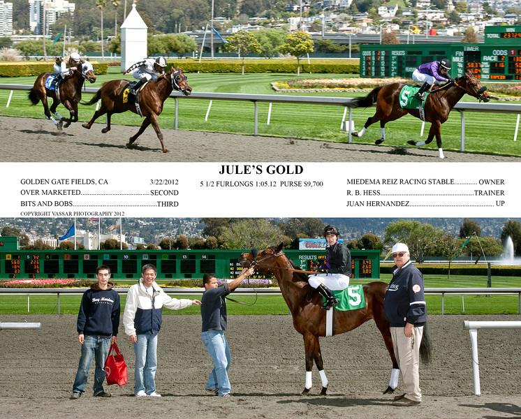 JULE'S GOLD