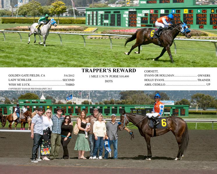 TRAPPER'S REWARD