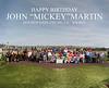 HAPPY BIRTHDAY JOHN MARTIN-W TYPE