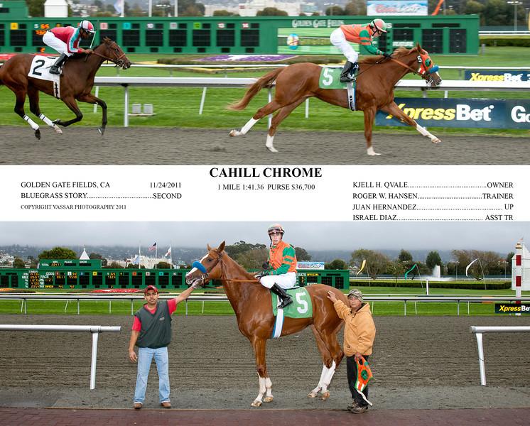 CAHILL CHROME