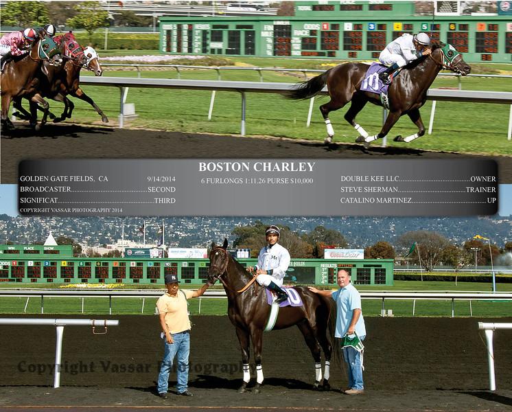 BOSTON CHARLEY