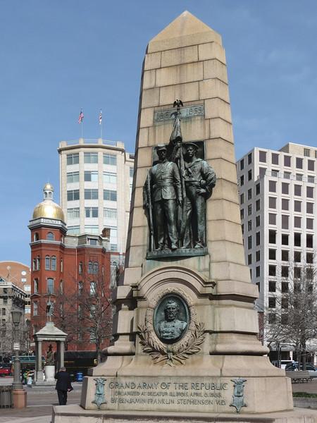 GAR Monument, DC