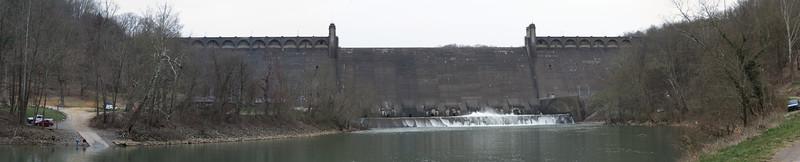 Tygart Lake Dam, WV