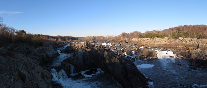Great Falls of the Potomac, from VA