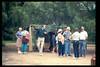 "The Spring Fundraiser (14th annual) had a ""Too-Fari Safari"" theme, May 20, 1995. acc2005.001.2051"