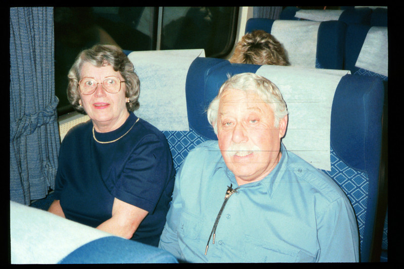 The museum's 1995 Sweetheart Special trip to San Diego took place Feb. 11-12, 1995. acc2005.001.2032